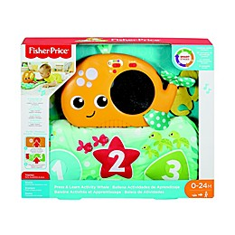 Fisher-Price® Press & Learn Activity Whale