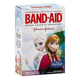 Johnson & Johnson Band-Aid® Disney® Frozen 20-Count Adhesive Bandages