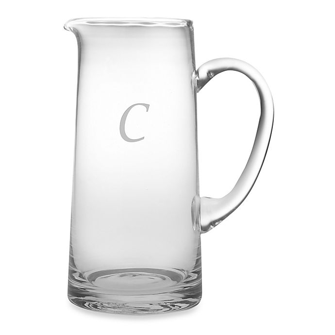 Alternate image 1 for Susquehanna Glass Monogrammed Script Letter \