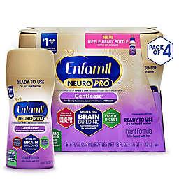 Enfamil™ Gentlease® 6-Pack Ready-to-Feed Formula Bottles