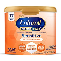 Enfamil NeuroPro™ 19.5oz Sensitive Non-GMO Infant Formula Powder