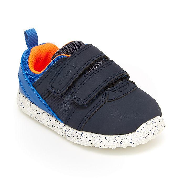Alternate image 1 for carter's® Relay Sneaker in Navy