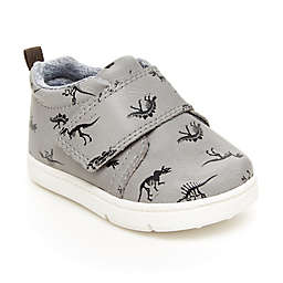 carter's® Size 5 Dino Griffin Sneaker in Grey
