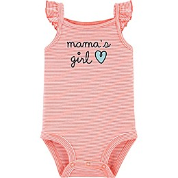 carter's® Mama's Girl Bodysuit in Coral