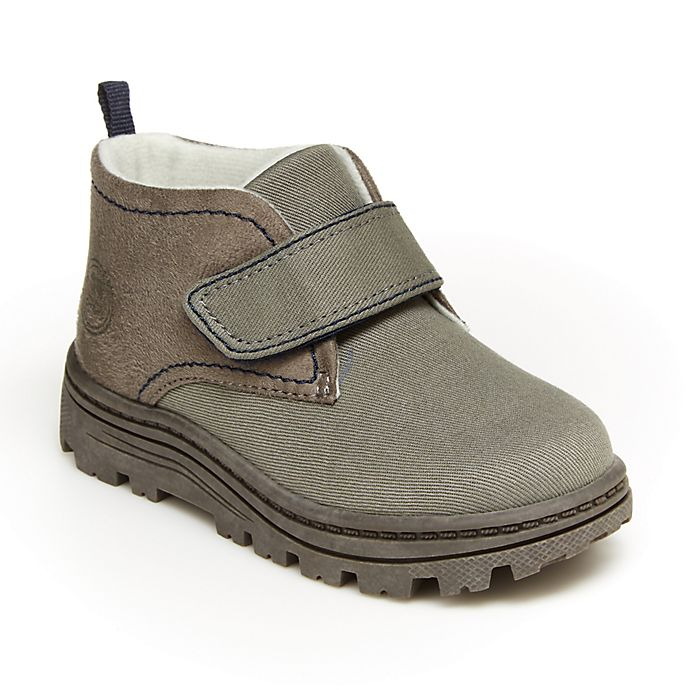 Alternate image 1 for carter's® Size 5 Oak Boot in Grey