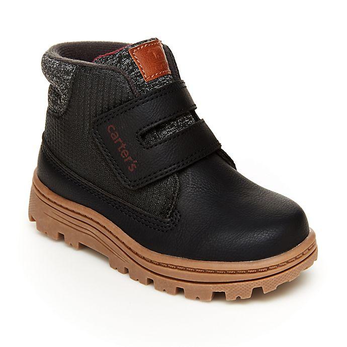 Alternate image 1 for carter's® Kelso Boot in Black