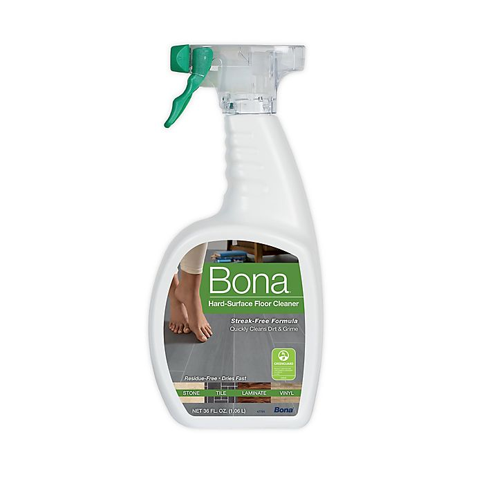 Alternate image 1 for Bona® Hard-Surface Floor Cleaner Spray 36 oz.