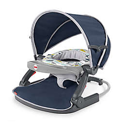 Fisher-Price® Citron Wedges Sit-Me-Up Floor Seat
