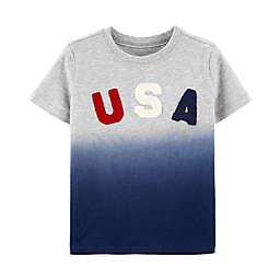 OshKosh B'gosh® USA Dip Dye T-Shirt