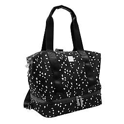 Baby K'Tan® Flex Convertible Diaper Backpack in Black