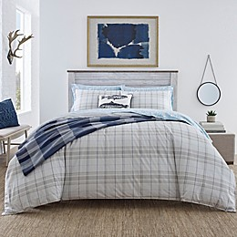 Eddie Bauer® Grays Harbor 3-Piece Reversible Plaid Comforter Set