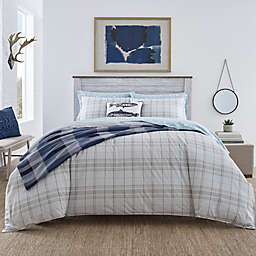 Eddie Bauer® Grays Harbor 3-Piece Reversible Plaid Comforter Set