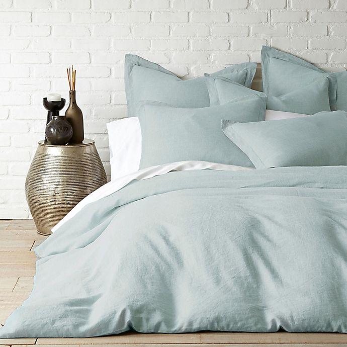 Alternate image 1 for Levtex Home Washed Linen Duvet Cover