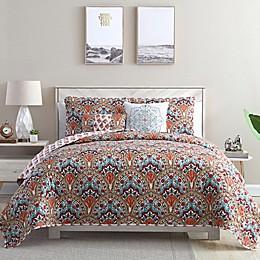 VCNY Home Paiten 5-Piece Reversible Quilt Set