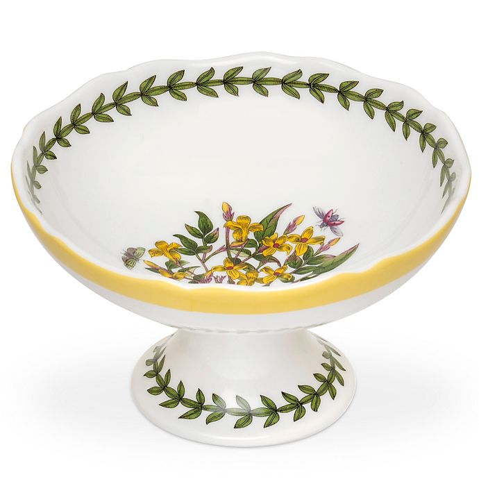 Alternate image 1 for Portmeirion Botanic Garden Terrace Footed Candy Dish