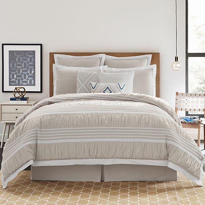 Alternate image 1 for Real Simple® Harper Comforter Set