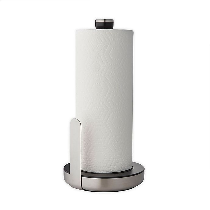 Alternate image 1 for KitchenAid® Stainless Steel Paper Towel Holder in Silver