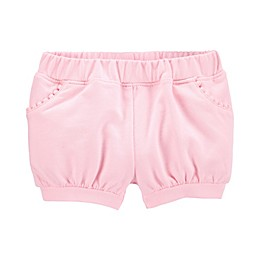 carter's® French Terry Short in Pink