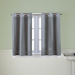 Hookless Escape 2-Pack Window Curtain Panels