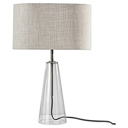 Adesso® Ainsley Table Lamp in Brushed Steel