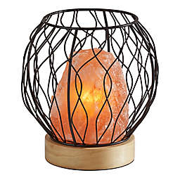 Adesso® Hope Himalayan Salt Table Lamp