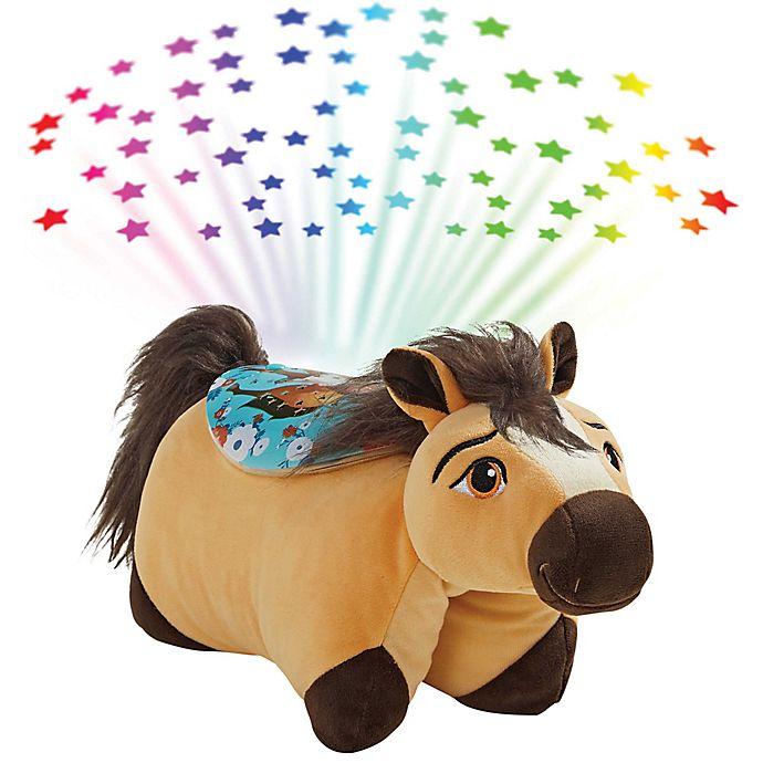 Alternate image 1 for Pillow Pets® Spirit Riding Free Spirit Poppy Pillow Pet with Sleeptime Lite™