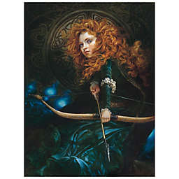 Disney Fine Art Her Father's Daughter Wrapped Canvas Wall Art