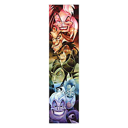 Disney Fine Art Colors of Evil Wrapped Canvas Wall Art