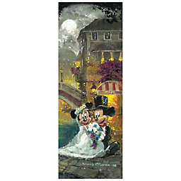 Disney Fine Art Happy Together Wrapped Canvas Wall Art