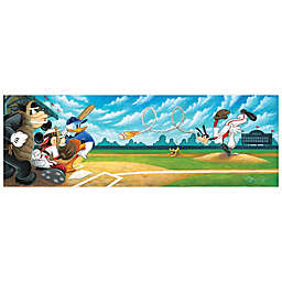 Disney Fine Art Swing for the Fences Wrapped Canvas Wall Art