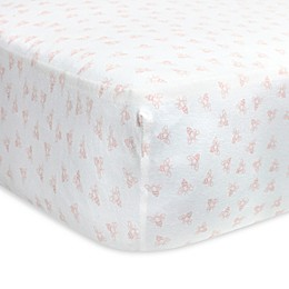 Burt's Bees Baby® Honeybee Organic Cotton Fitted Crib Sheet