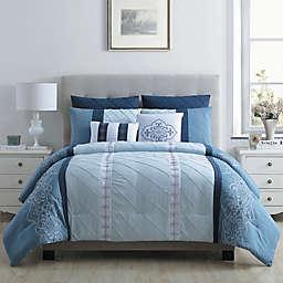 VCNY Home Carmie 7-Piece Comforter Set
