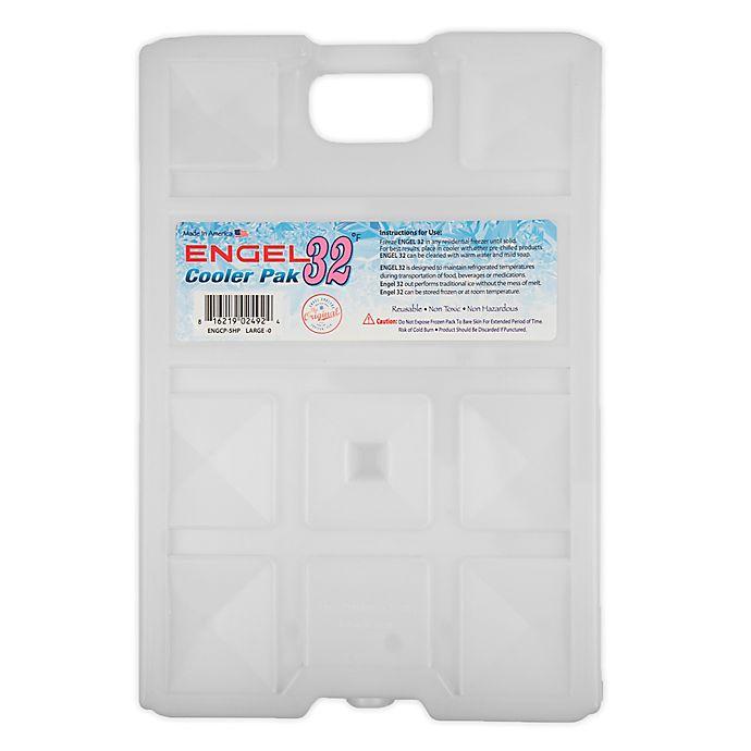 Alternate image 1 for ENGLE® 32°F Hard Shell Cooler Ice Pack in White