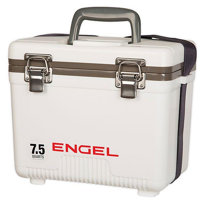 Alternate image 1 for ENGEL® 7.5 Qt. Leak-Proof Air-Tight Drybox Cooler