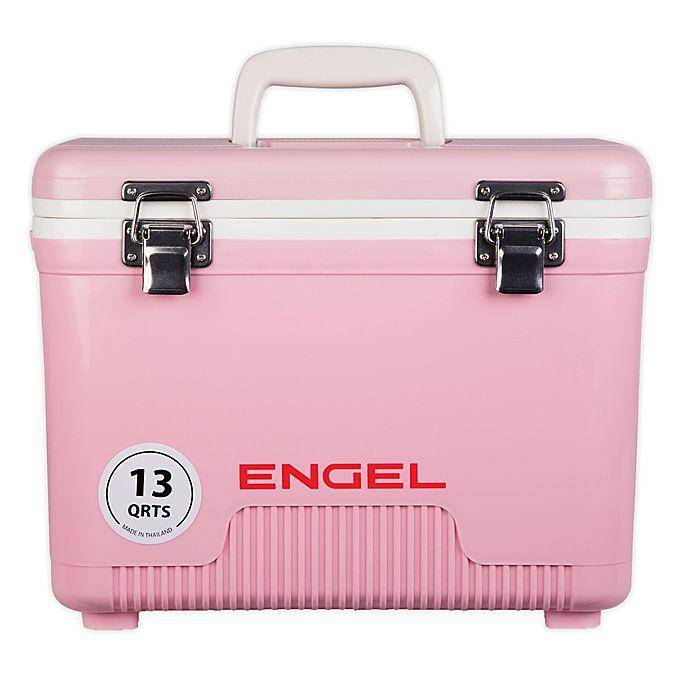 Alternate image 1 for ENGEL® 13 Qt. Leak-Proof Air-Tight Drybox Cooler