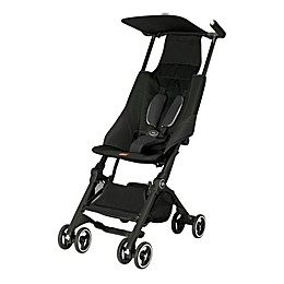 GB Pockit Stroller with Travel Bag in Black