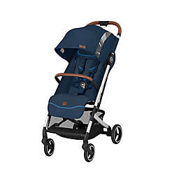 GB Qbit + All-City FE Single Stroller in Blue
