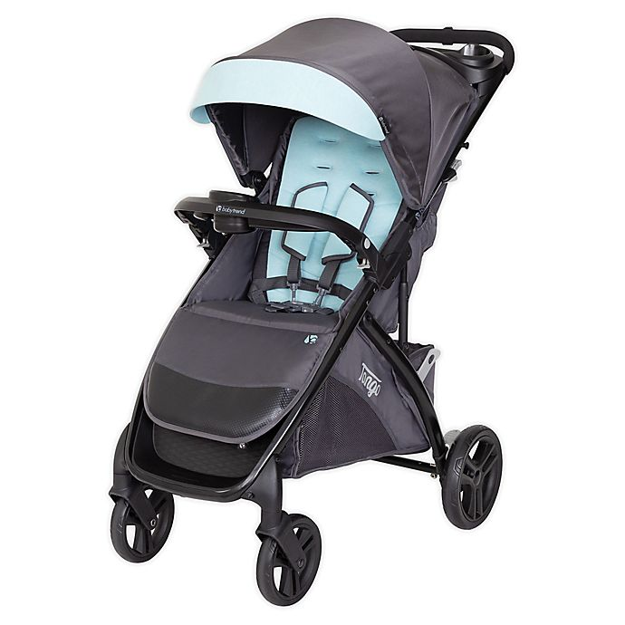 Alternate image 1 for Baby Trend® Tango™ Single Stroller in Light Blue