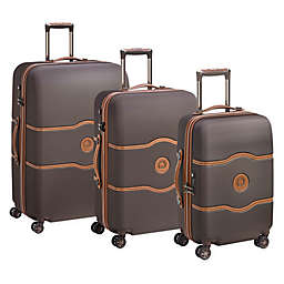DELSEY PARIS Chatelet Air Hardside Checked Spinner Luggage
