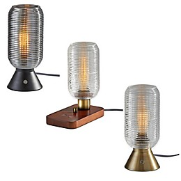 Adesso® Isaac Lamp Collection