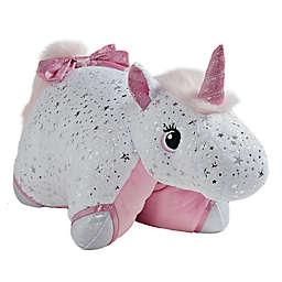 Pillow Pets® Signature Glittery White Unicorn Plush Toy