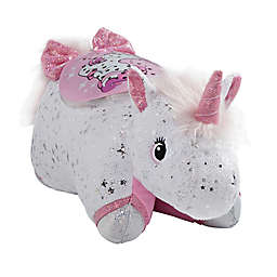 Pillow Pet® Signature Glittery Unicorn Sleeptime Lite Pillow Pet