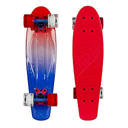 Kryptonics™ Patriot Torpedo Skateboard in Red/White/Blue