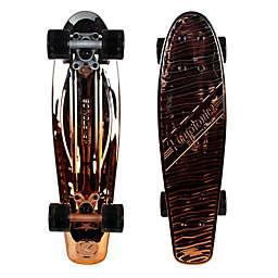 Kryptonics™ 22.5-Inch Classic Board Metal-Fade Skateboard