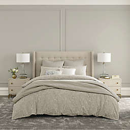 Wamsutta® Huntington 3-Piece Full/Queen Duvet Cover Set in Dove Grey
