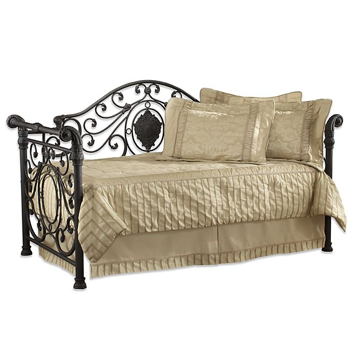 Alternate image 1 for Hillsdale Mercer Daybed with Suspension Deck and Trundle in Antique Brown