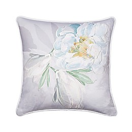 Ted Baker London Wilderness Embroidered Square Throw Pillow