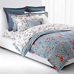 Lauren Ralph Lauren Maggie 3-Piece Reversible King Comforter Set in Indigo/Multi