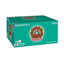 The Original Donut Shop® Regular Coffee Keurig® K-Cup® Pods 72-Count