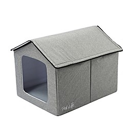 Pet Life Hush Puppy Electronic and Collapsible Pet House